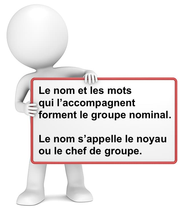 Groupe nominal