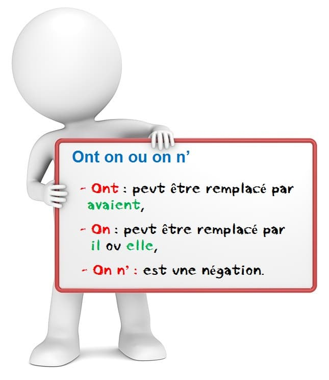 Assez On ont ou on n' : orthographe - Je Révise WY59